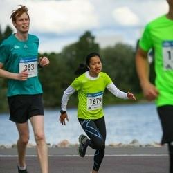 Helsinki Half Marathon - Sara Niemistö (1679)