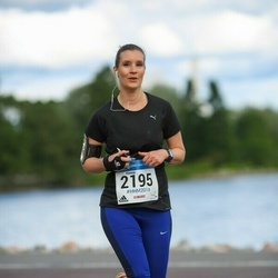 Helsinki Half Marathon - Hanna Siimes (2195)