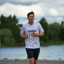 Helsinki Half Marathon - Mikko Huhtaluoma (2763)