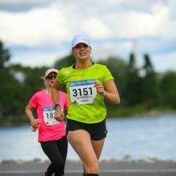 Helsinki Half Marathon - Annukka Vauhkonen (3151)