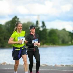Helsinki Half Marathon - Dina Häkkinen (837)