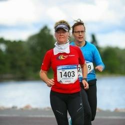 Helsinki Half Marathon - Olga Leis (1403)