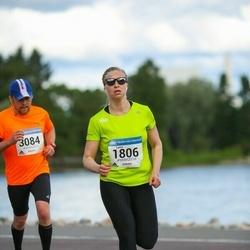 Helsinki Half Marathon - Laura Palosaari (1806)