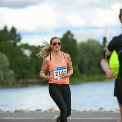 Helsinki Half Marathon - Anna Sangi (2140)