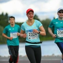 Helsinki Half Marathon - Eeva-Maria Suuronen (2324)