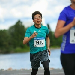 Helsinki Half Marathon - Xia Liang (1416)
