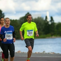 Helsinki Half Marathon - Mikko Aho (323)