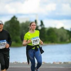 Helsinki Half Marathon - Heidi Pisto (2987)
