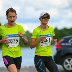 Helsinki Half Marathon - Nita Tuukkanen (2461)