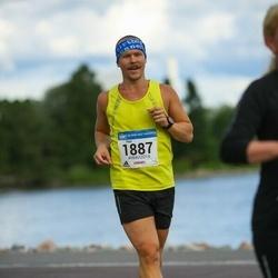 Helsinki Half Marathon - Pasi Pirhonen (1887)