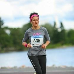 Helsinki Half Marathon - Marja Hyvönen (835)