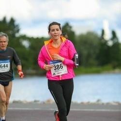 Helsinki Half Marathon - Irina Asukas (386)