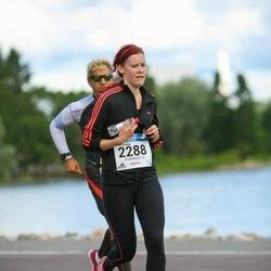 Helsinki Half Marathon - Cecilia Storgård (2288)