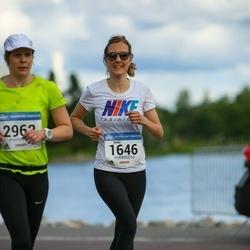 Helsinki Half Marathon - Venla Männistö (1646)
