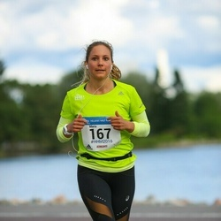 Helsinki Half Marathon - Maria Mäkelä (167)