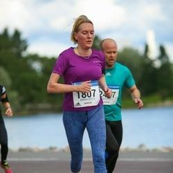 Helsinki Half Marathon - Jaana Palukka (1807)