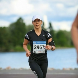 Helsinki Half Marathon - Emma Osmala (2967)