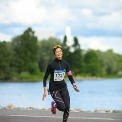 Helsinki Half Marathon - Tiina Nykänen (1727)