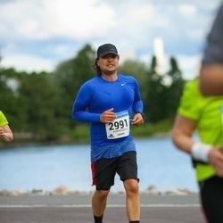 Helsinki Half Marathon - Daniel Podovinikoff (2991)