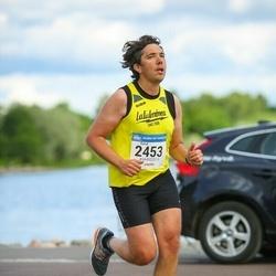 Helsinki Half Marathon - David Turra (2453)