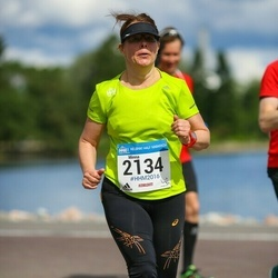 Helsinki Half Marathon - Minna Salorinne (2134)