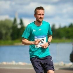 Helsinki Half Marathon - Joonas Hämäläinen (842)