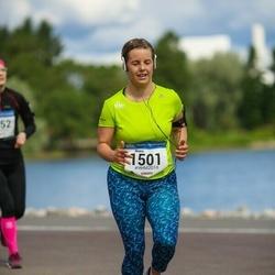 Helsinki Half Marathon - Noora Lahdenperä (1501)