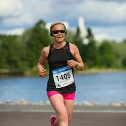 Helsinki Half Marathon - Merja Leisso (1405)