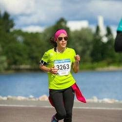Helsinki Half Marathon - Victoria Battalova (3263)