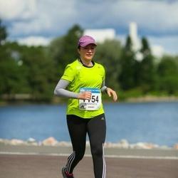 Helsinki Half Marathon - Kirsi Korpaeus (1154)