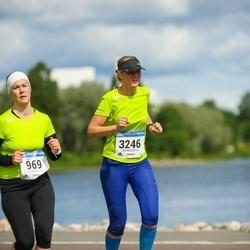 Helsinki Half Marathon - Sanna Pimiä (3246)