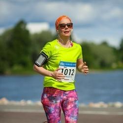 Helsinki Half Marathon - Suvi Karjunen (1012)