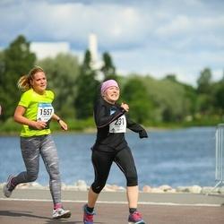 Helsinki Half Marathon - Katri Suhonen (231)