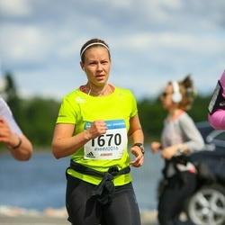Helsinki Half Marathon - Jenni Niemi (1670)