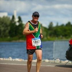 Helsinki Half Marathon - Andrew Perkin (1857)