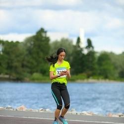 Helsinki Half Marathon - Laura Paukkunen (3309)