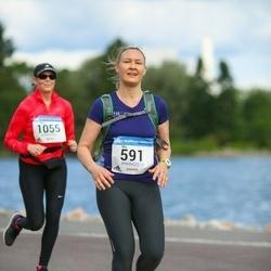 Helsinki Half Marathon - Mia Gagneur (591)