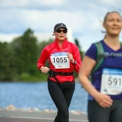 Helsinki Half Marathon - Nina Kemppinen (1055)