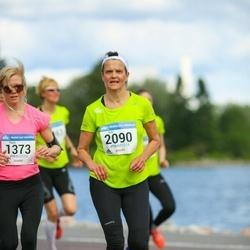 Helsinki Half Marathon - Outi Saarela (2090)