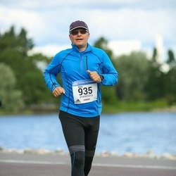 Helsinki Half Marathon - Boris Jurga (935)