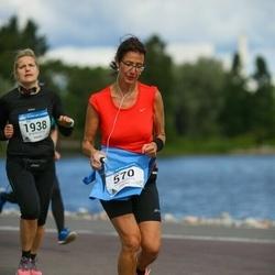 Helsinki Half Marathon - Karin Flesch (570)