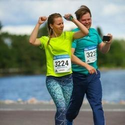 Helsinki Half Marathon - Eija Siivola (3224)