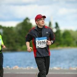 Helsinki Half Marathon - Olli Niskanen (1696)