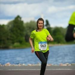 Helsinki Half Marathon - Anna Feshchenko (563)