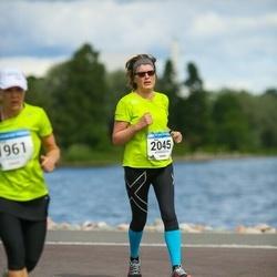 Helsinki Half Marathon - Outi Ronkainen (2045)