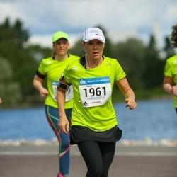 Helsinki Half Marathon - Heidi Raijas (1961)