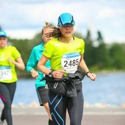 Helsinki Half Marathon - Kirsi Väänänen (2485)