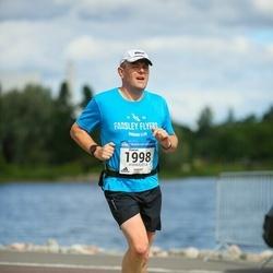 Helsinki Half Marathon - Duncan Reed (1998)