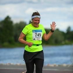 Helsinki Half Marathon - Lilja Hiltunen (749)