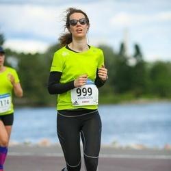 Helsinki Half Marathon - Teea Kantojärvi (999)